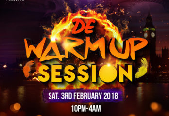 De Warm-up Session 2018