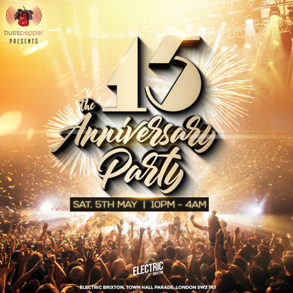 15 - The Anniversary Party